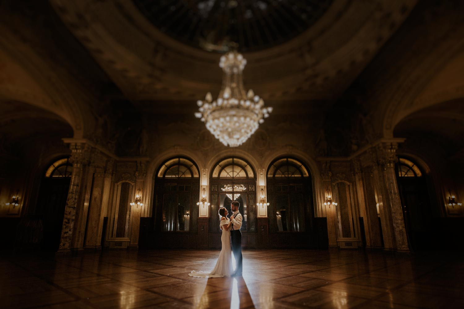 Beau Rivage Palace Lausanne Wedding Photographer