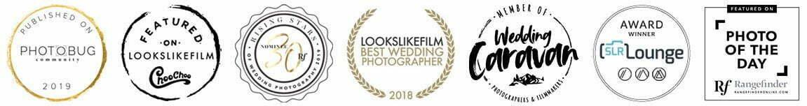 Awarded Destination wedding photographer Croatia Benedetto Lee