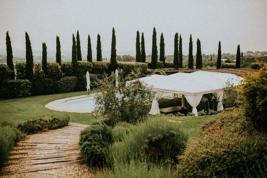 Casale del Marchese wedding