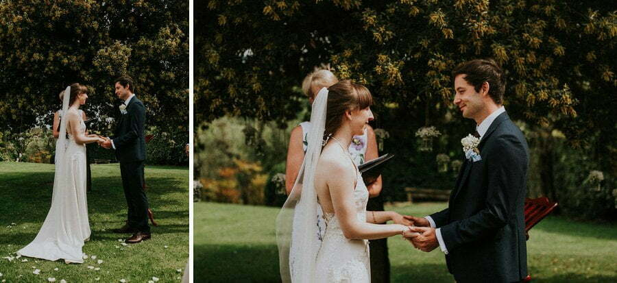 wedding vows in Italy