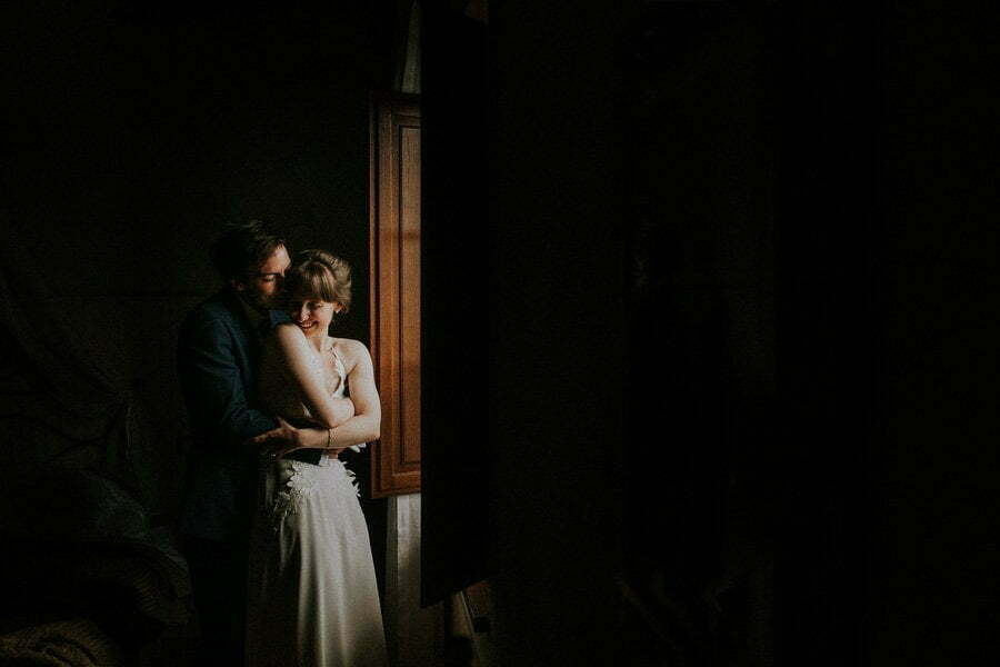 Benedetto Lee Wedding potographer in Tuscany