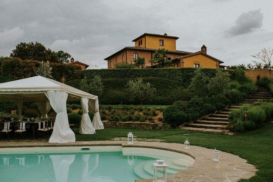 Il Casale del Marchese wedding Tuscany