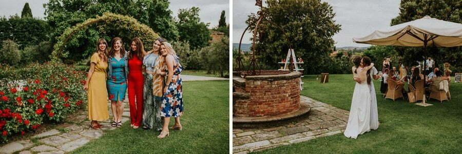 group photos at wedding
