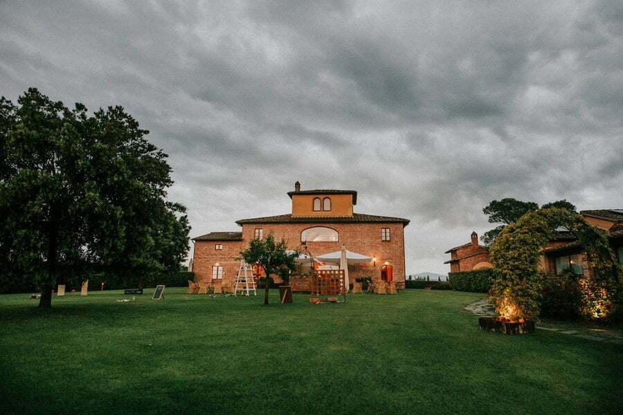 wedding venue in Siena Tuscany
